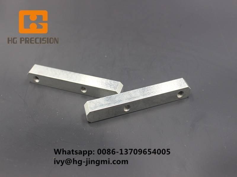 Precision CNC Machining of Stainless Steel Shaft