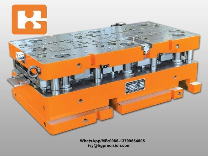 Household Appliances Motor Core Die-HG