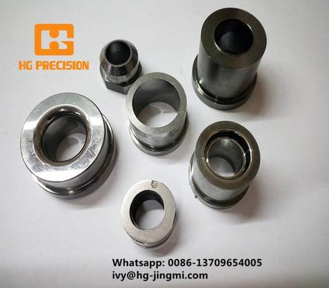 Tungsten Carbide Bushes OEM Manufacture