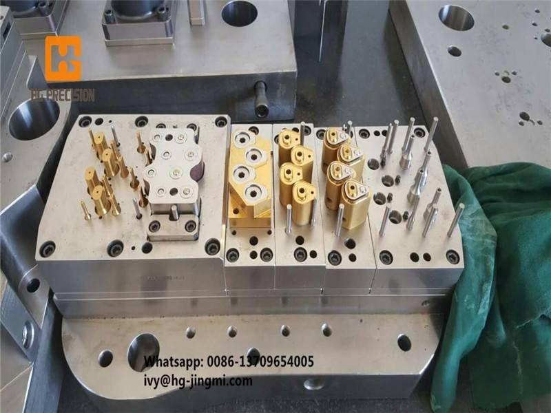 Easy-open End Tooling And Production Line System