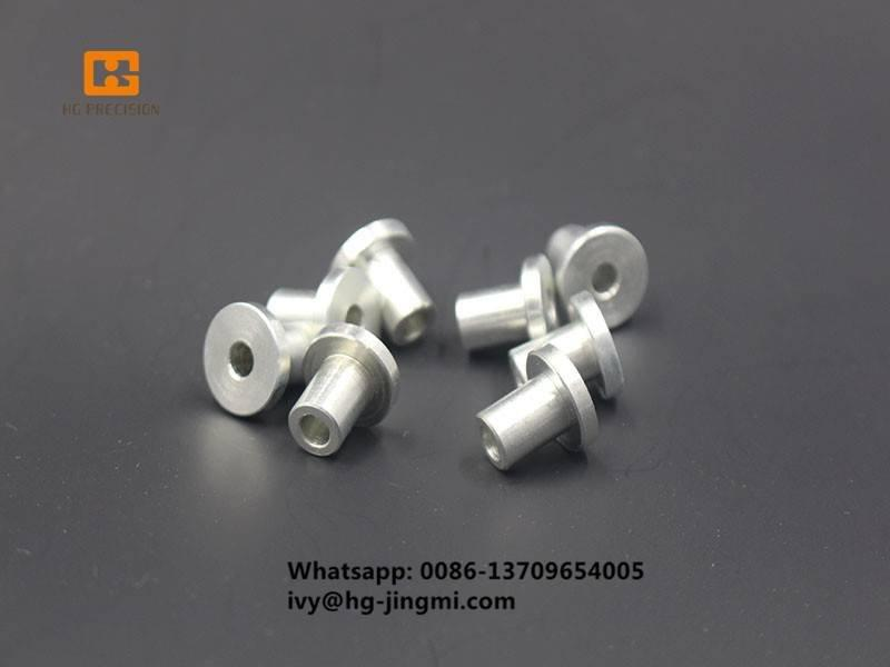 Precision CNC Aluminum machinery parts