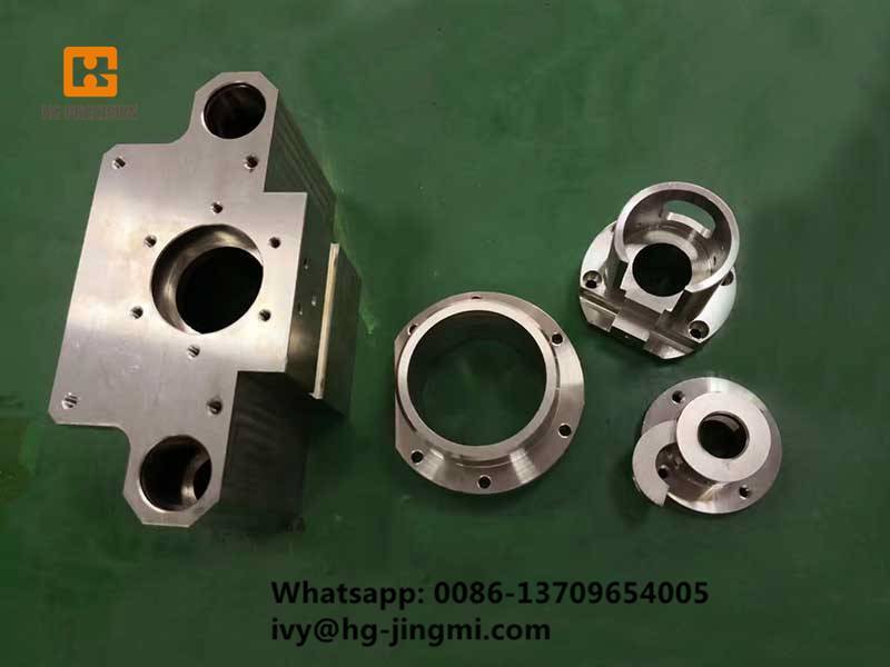 SKS-3 CNC Machinery parts