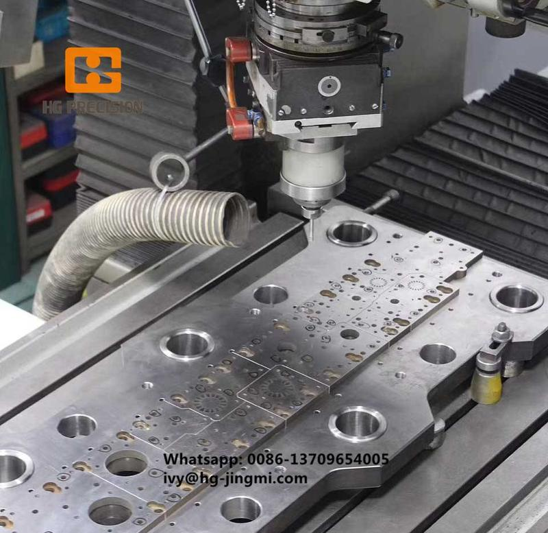 Precision Stamping Dies Plate By Jig Grinding