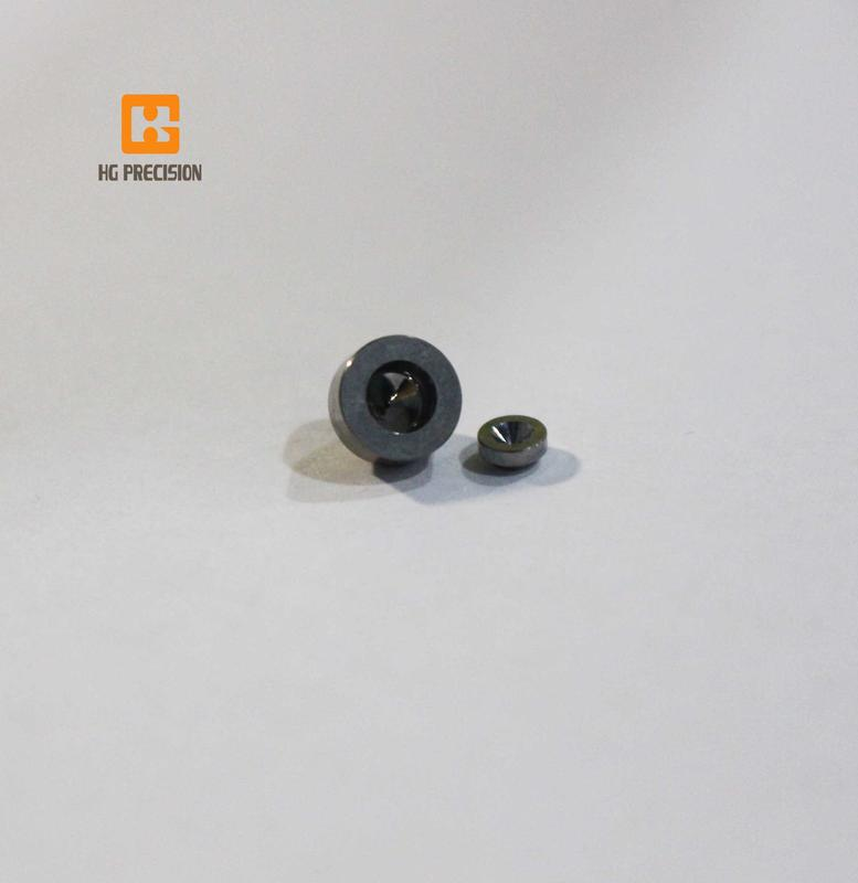 Carbide Nozzle With Micro Hole
