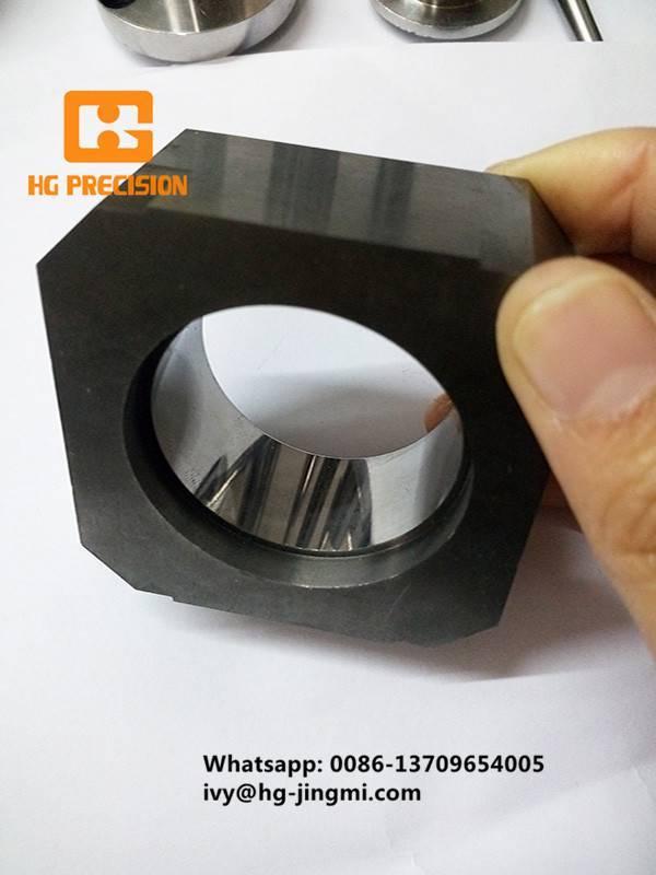 Carbide Bush With Mirror Inner Hole Polish