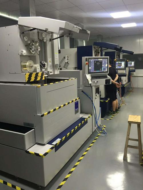 WEDM Machining Room