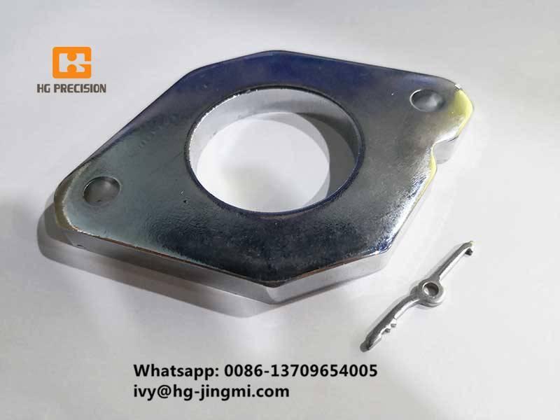 10mm Flange Fine Blanking Tooling-HG