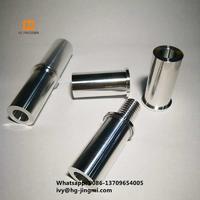 CNC Machinery Aluminum Assembly Parts