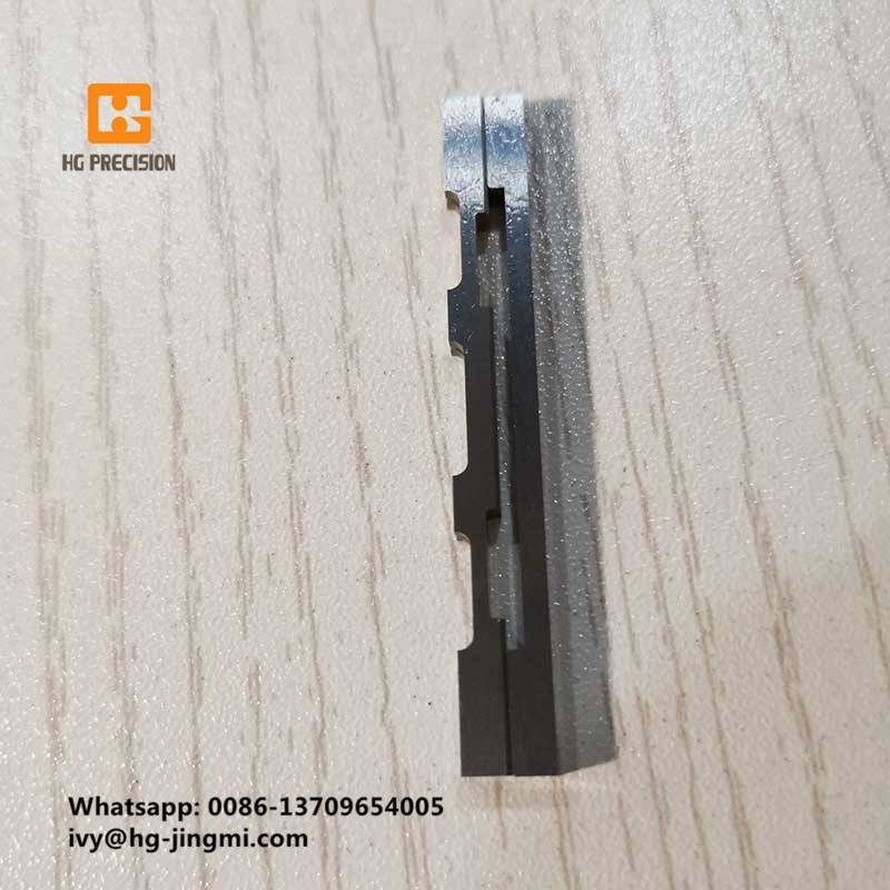 Tungsten Carbide High Precision Parts For Foam Block Cutting Machines