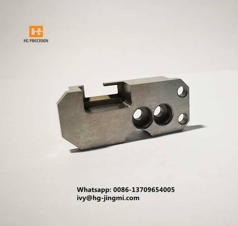 CNC Machinery S45C Parts For Jig Machine