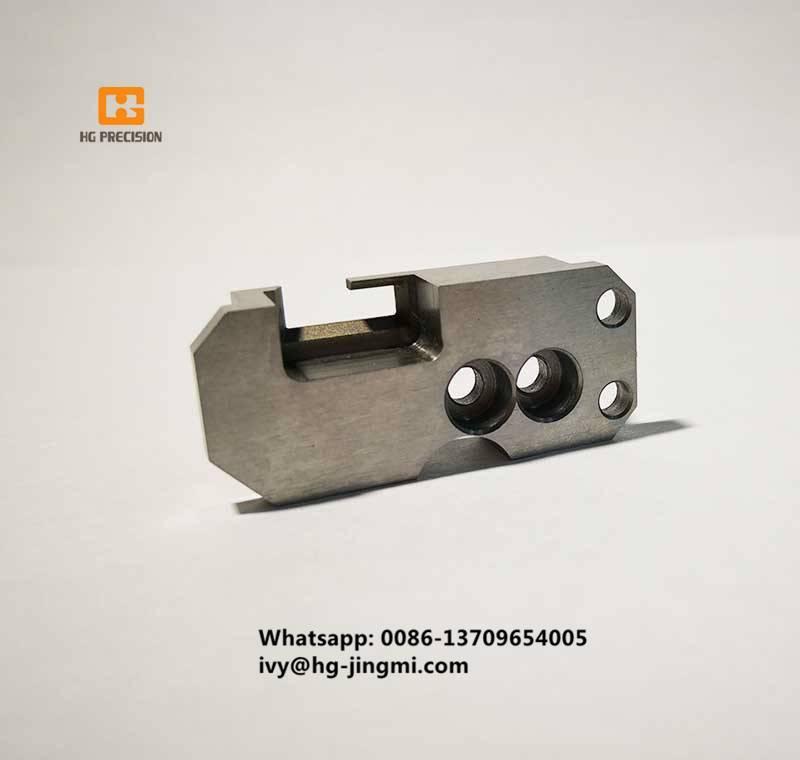 CNC Machinery S45C Parts For Jig Machine