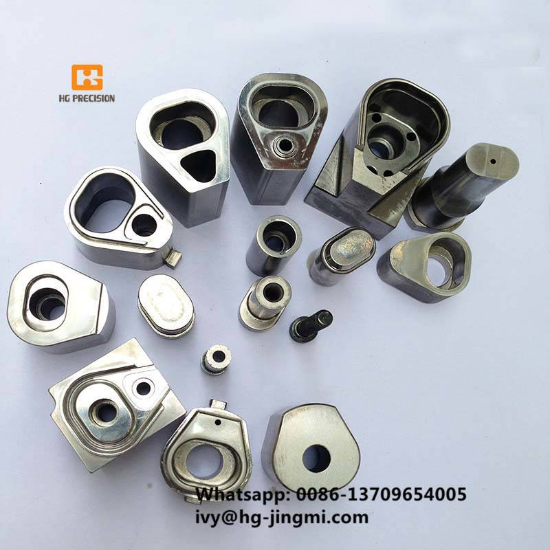 Silver EOE Can Lid Tooling Component