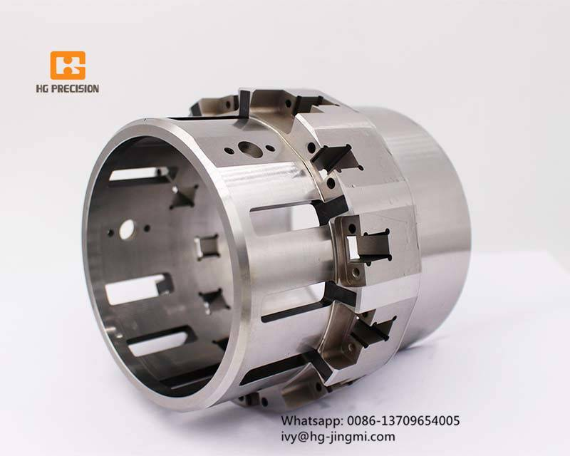 STAVAX CNC Machinery Parts
