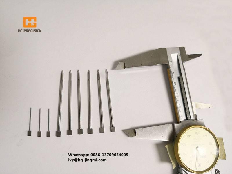 Micro Carbide Mold Pilot Pin