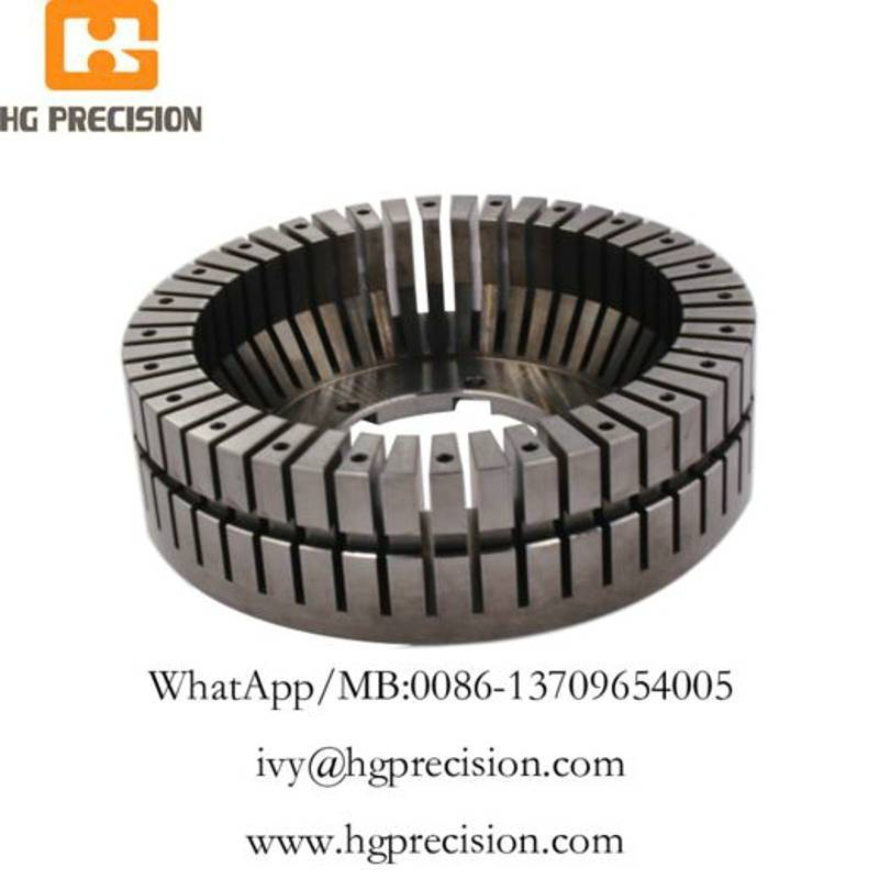 Complex CNC Wire Cutting Parts
